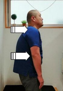 肩こり 改善 姿勢